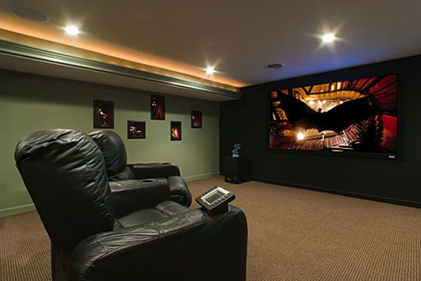 Batman Home Theater » image 1