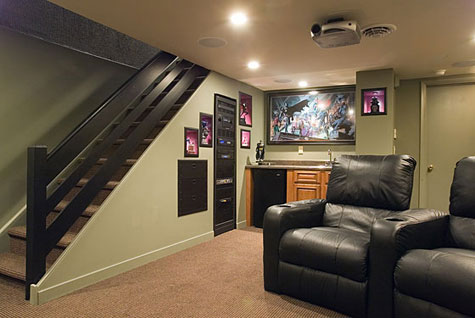 Batman Home Theater » image 2