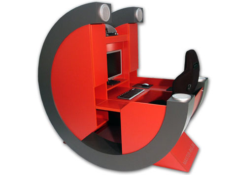 BATTLE -RIG Pro Gaming Workspace » image 1