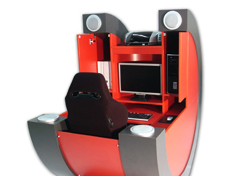 BATTLE -RIG Pro Gaming Workspace » image 3