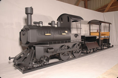 BBQ Train » image 1