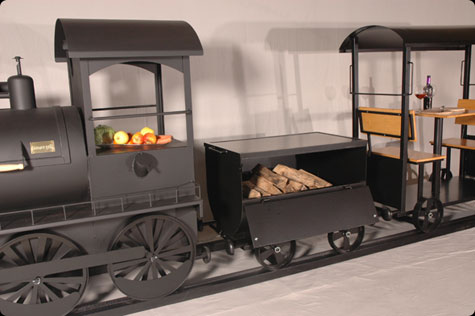 BBQ Train » image 4