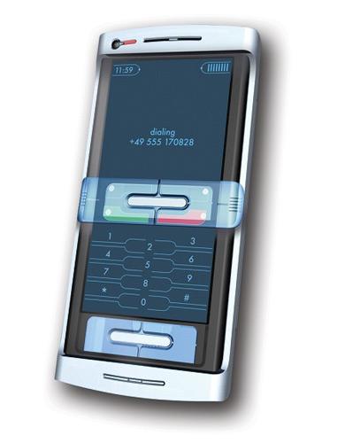 BenQ-Siemens Concept Phones » image 5
