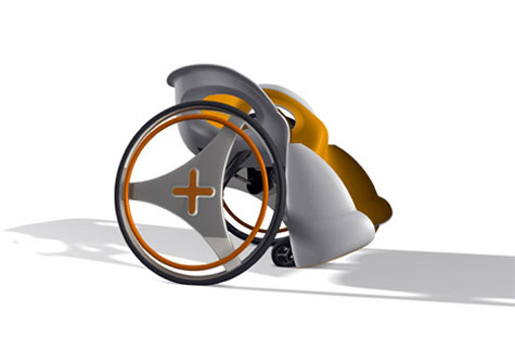 Big Foot Wheelchair » image 1