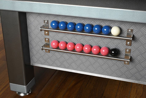 Billiards Table With Built-in TV/DVD » image 3