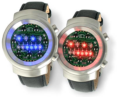 LED Binary Watch » image 1