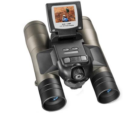 5-megapixel Camera Binoculars » image 1