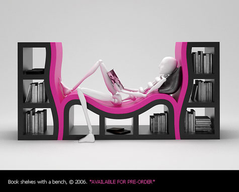 Stanislav Katz Bookshelf » image 1