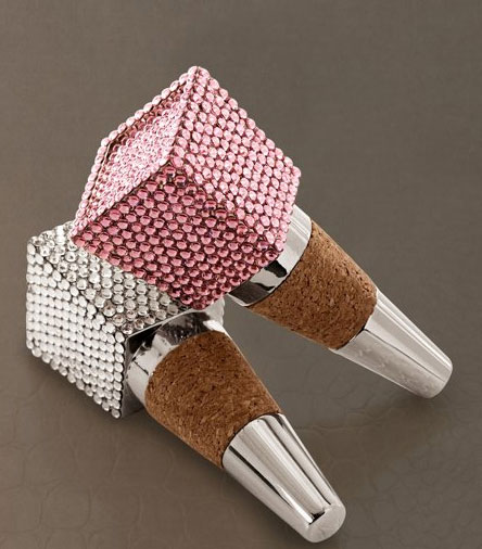 Bejeweled Bottle Stoppers » image 1