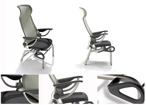 Brandruds Cente Patient Chair » image 1