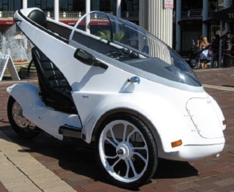 The BugE Personal EV Transport  » image 2
