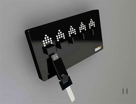 The Candle Holdem - USB Drives Light Up Your Room » image 1