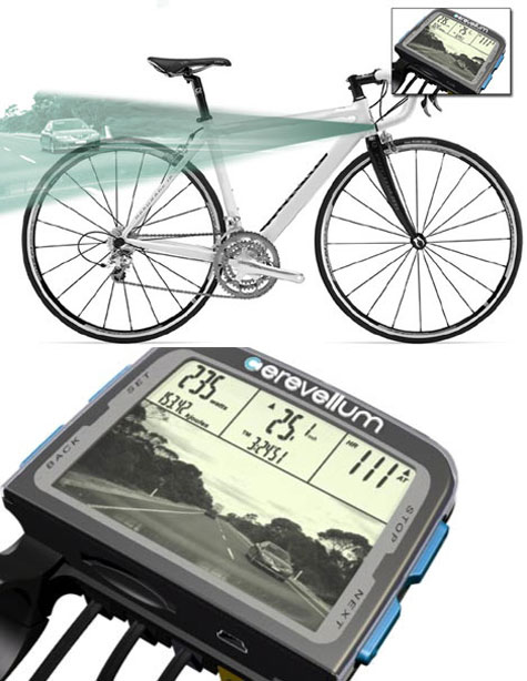 Hindsight Bicycle Fancy Video System » image 1