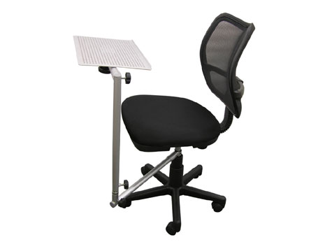 Chair-Desk for Economizing Office Space » image 1