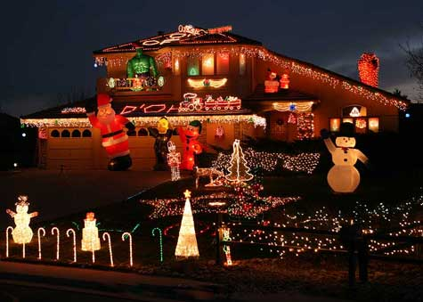 Controllable Christmas Lights » image 01