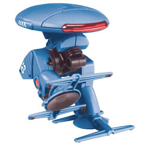Climb@Tron R.E.X.: The Wall Climbing Robot » image 1