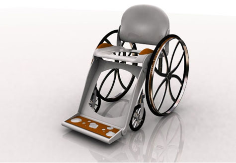 Collapsible Commode Chair : Freedom » image 1