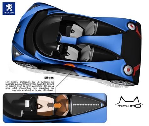 Fourth Peugeot Design Competition : Automotive Ideas » image 10