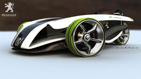 Fourth Peugeot Design Competition : Automotive Ideas » image 12