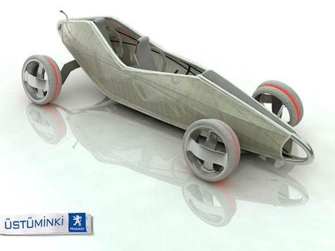 Fourth Peugeot Design Competition : Automotive Ideas » image 13