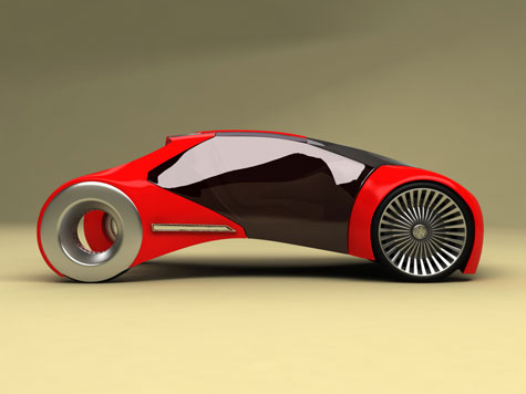 Fourth Peugeot Design Competition : Automotive Ideas » image 14