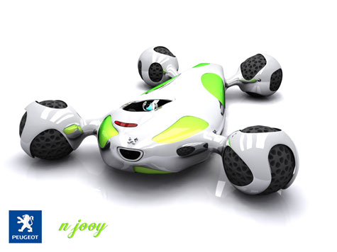 Fourth Peugeot Design Competition : Automotive Ideas » image 16