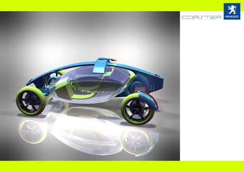 Fourth Peugeot Design Competition : Automotive Ideas » image 17