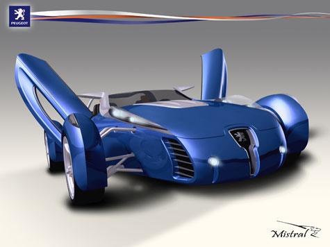 Fourth Peugeot Design Competition : Automotive Ideas » image 18