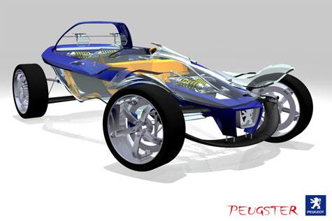 Fourth Peugeot Design Competition : Automotive Ideas » image 6