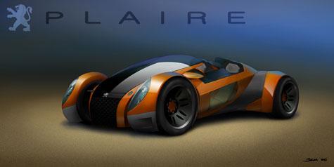 Fourth Peugeot Design Competition : Automotive Ideas » image 9