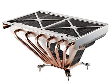 Cooler Master?s GeminII Heatsink Overlord » image 1