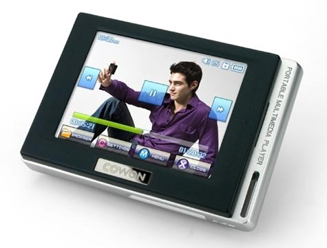 Cowon to launch premium MP3P D2 with enhanced video playback on December 19 » image 02