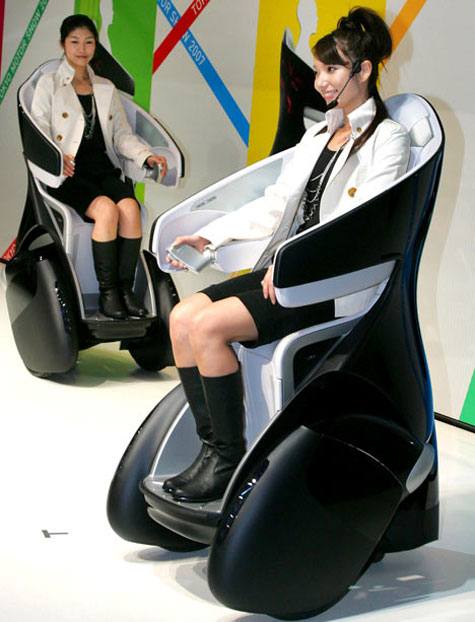 Crazy concept Cars at The Tokyo Motor Show » image 1