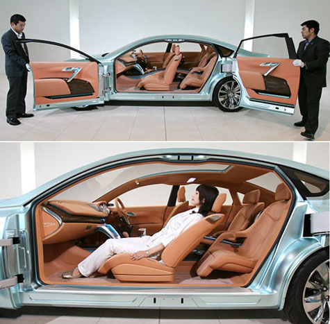 Crazy concept Cars at The Tokyo Motor Show » image 2