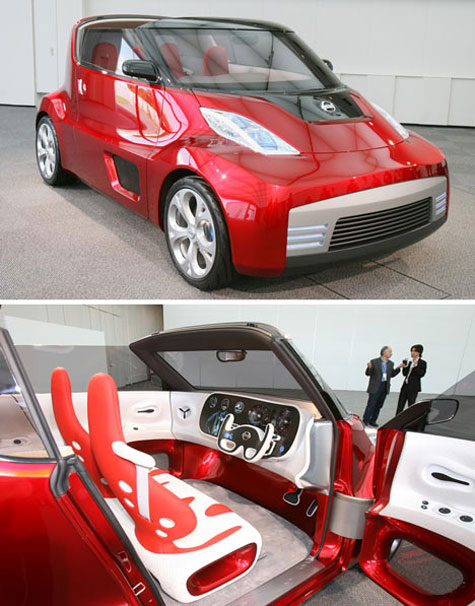 Crazy concept Cars at The Tokyo Motor Show » image 3