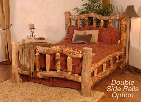 Crazy Horse Free Form Bed » image 3