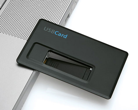 Credit Card Size USB Card » image 1