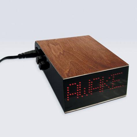 Da Vinci Alarm Clock » image 2
