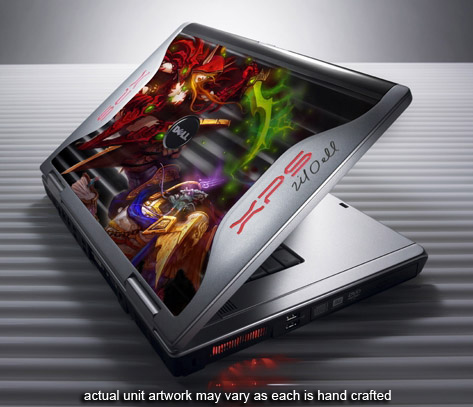 Dell XPS M1710 World of Warcraft Laptop » image 1