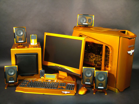 Smooth Creations Diablo Computer System » image 1