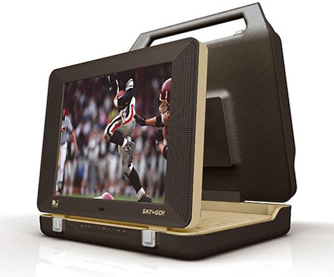 DIRECTV® SAT-GO : The World First Portable Satellite TV System » image 1
