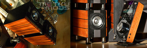 LOGiWOOD : Z-5500 5.1 Speaker Set Mod With Natural Materials. » image 2