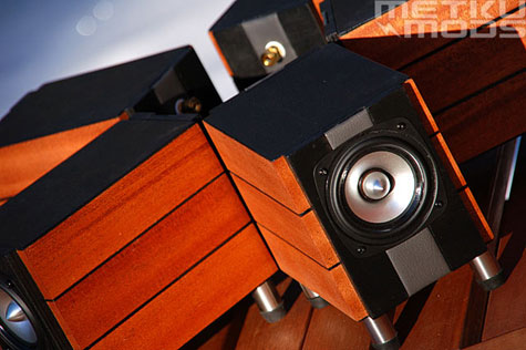 LOGiWOOD : Z-5500 5.1 Speaker Set Mod With Natural Materials. » image 5