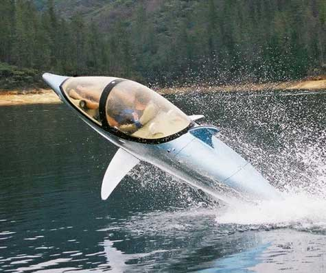 SeaBreacher, the newest Dolphin watercraft » image 01