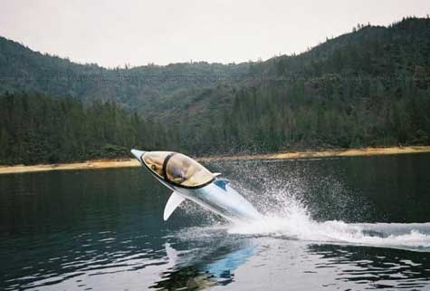 SeaBreacher, the newest Dolphin watercraft » image 02