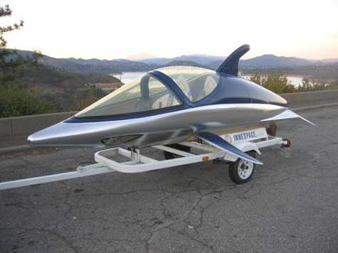 SeaBreacher, the newest Dolphin watercraft » image 04