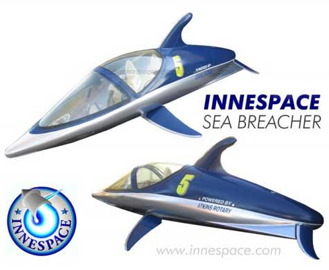 SeaBreacher, the newest Dolphin watercraft » image 05
