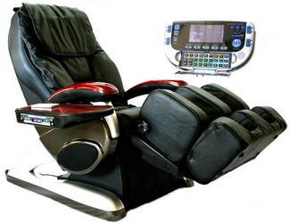 DF-1688F-3: DVD Massage Chair » image 1