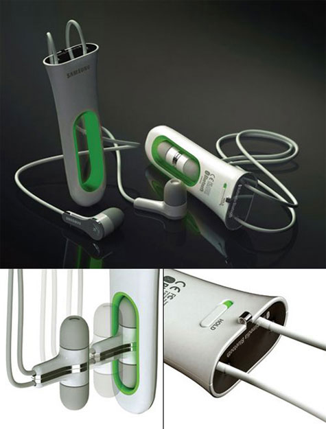 Earphones Holder » image 1