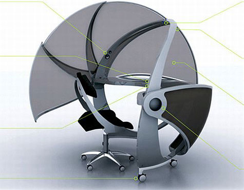 Eclipse Office Partitioning » image 1